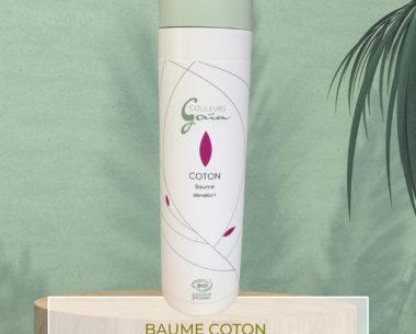 Baume Coton - Après-shampoing démêlant