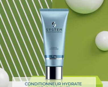 Conditionneur HYDRATE-Hydrate et aide a prévenir le dessèchement