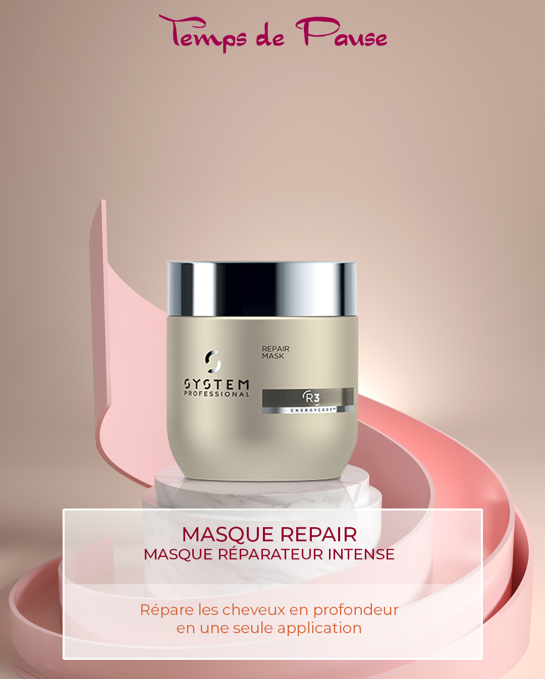 Mask REPAIR-MASQUE RÉPARATEUR INTENSE